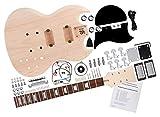 kits de guitarras clásicas para armar más baratos