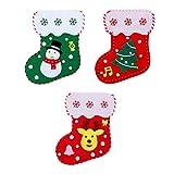 kits de fieltro navideños mejor valorados