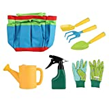 kits de jardinería para niños más baratos