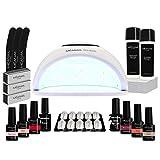 kits de uñas semipermanentes top ventas