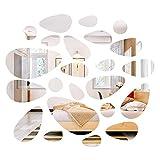 comparativa de conjuntos de espejos decorativos