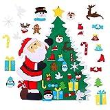 mejores kits de fieltro navideños