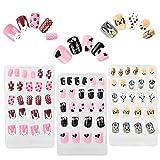 kits de uñas para niñas con mejores opiniones