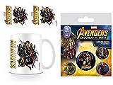 comparativa de sets de Avengers Infinity War