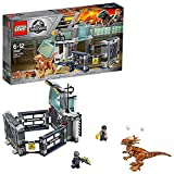sets de Lego - Jurassic World con mejores opiniones