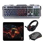 kits de teclado y mouse top ventas