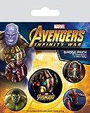 sets de Avengers Infinity War mejor valorados