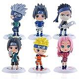 sets de Naruto con mejores opiniones