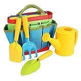 kits de jardinería para niños de mejor calidad