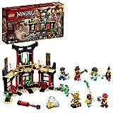 ranking de sets de Lego - Ninjago