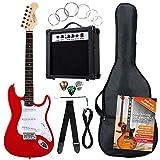 sets de guitarra eléctrica con mejores opiniones