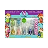 kits de uñas para niñas de mejor calidad