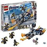 sets de Lego - InfinityWar más baratos