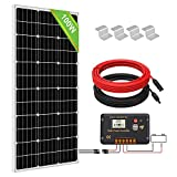 comparativa de kits de energía solar