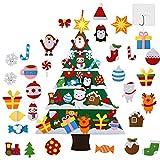 comparativa de kits de fieltro navideños