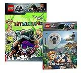 sets de Lego - Jurassic World mejor valorados