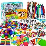 comparativa de kits de manualidades para niños