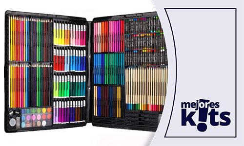 Kits de dibujo para niños - sets profesionales y técnicos