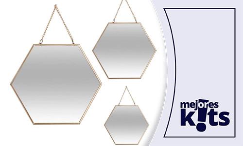 Los Mejores Conjuntos De Espejos Decorativos - Comparativa, Análisis y Ranking Calidad-Precio