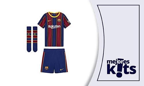 Los Mejores Kits De Fc Barcelona 2021 - Comparativa, Análisis y Ranking Calidad-Precio