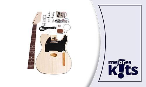 Los Mejores Kits De Guitarra Diy - Comparativa, Análisis y Ranking Calidad-Precio
