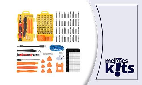 Los Mejores Kits De Herramientas - Comparativa, Análisis y Ranking Calidad-Precio