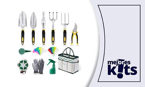 Los Mejores Kits De Jardinería - Comparativa, Análisis y Ranking Calidad-Precio