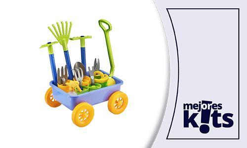 Los Mejores Kits De Jardinería Para Niños - Comparativa, Análisis y Ranking Calidad-Precio