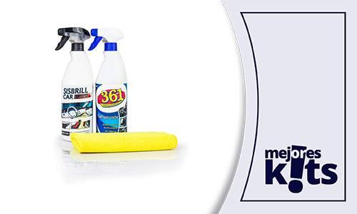Los Mejores Kits De Limpieza Para El Coche - Comparativa, Análisis y Ranking Calidad-Precio
