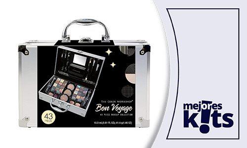 Los Mejores Kits De Maquillaje Completo - Comparativa, Análisis y Ranking Calidad-Precio