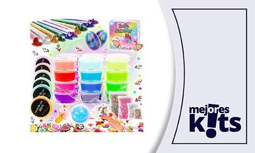 Los Mejores Kits De Slime - Comparativa, Análisis y Ranking Calidad-Precio
