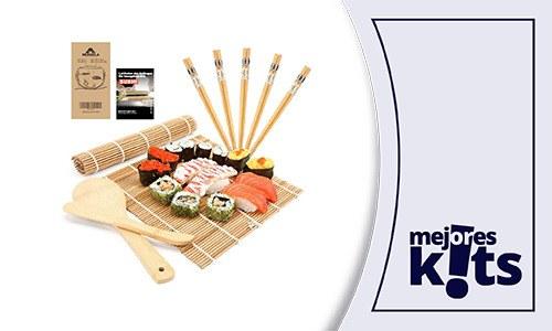 Los Mejores Kits De Sushi - Comparativa, Análisis y Ranking Calidad-Precio