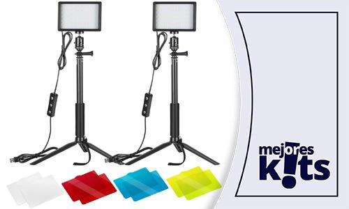 Los Mejores Set De Iluminación Para Fotografía - Comparativa, Análisis y Ranking Calidad-Precio