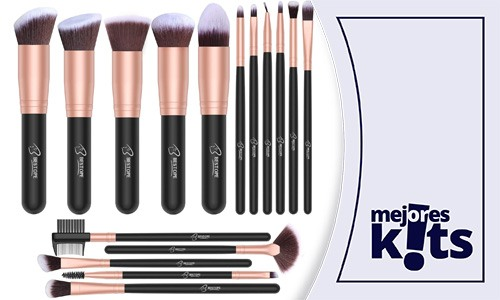 Los Mejores Sets De Brochas De Maquillaje - Comparativa, Análisis y Ranking Calidad-Precio