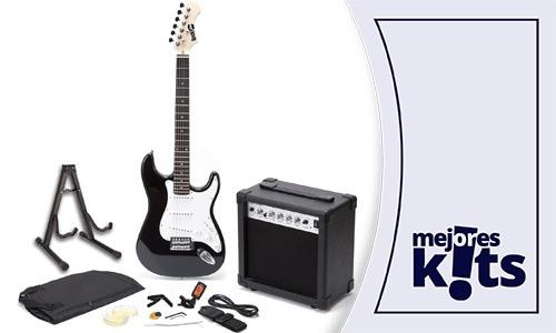 Los Mejores Sets De Guitarra Eléctrica - Comparativa, Análisis y Ranking Calidad-Precio