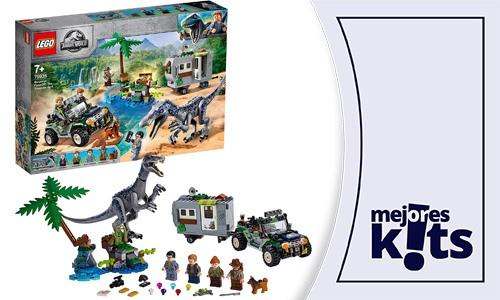 Los Mejores Sets De Lego - Jurassic World - Comparativa, Análisis y Ranking Calidad-Precio