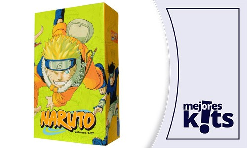 Los Mejores Sets De Naruto - Comparativa, Análisis y Ranking Calidad-Precio